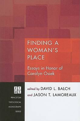 Finding a Womans Place