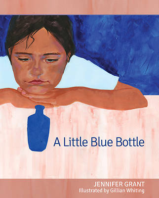 Picture of A Little Blue Bottle