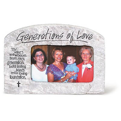 Generations of Love Photo Frame