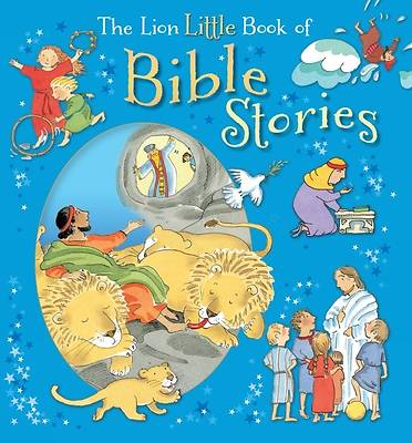 Picture of The Lion Little Book of Bible Stories