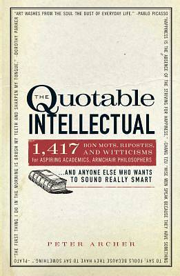 The Quotable Intellectual