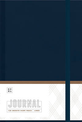 Picture of Ezra Journal, Navy Cloth