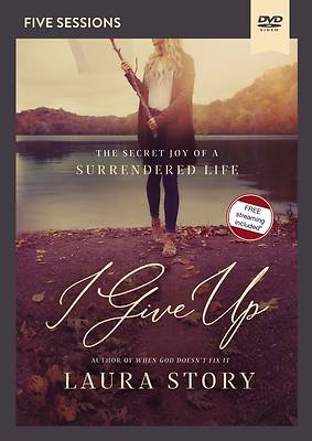 Picture of I Give Up DVD Video Study