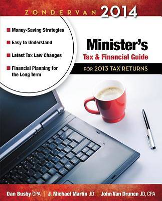 Zondervan 2014 Ministers Tax and Financial Guide