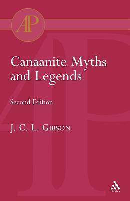 Picture of Canaanite Myths and Legends