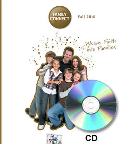 Picture of FamilyConnect Weekly Pages CD