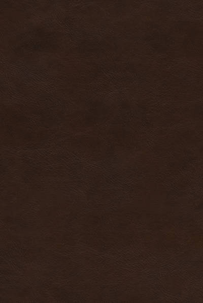 Picture of ESV Bible with Creeds and Confessions (Trutone Over Board, Brown)