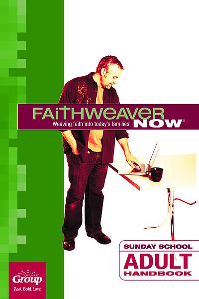 Picture of FaithWeaver Now Adult Handbook Winter 2020-2021