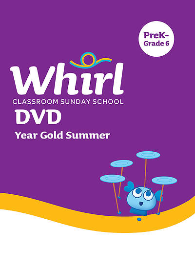 Picture of Whirl Classroom PreK-K - Gr 6 Year Gold Summer DVD