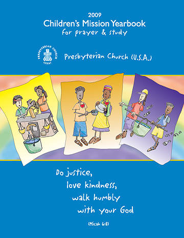 Picture of 2009 Children's Mission Yearbook for Prayer & Study