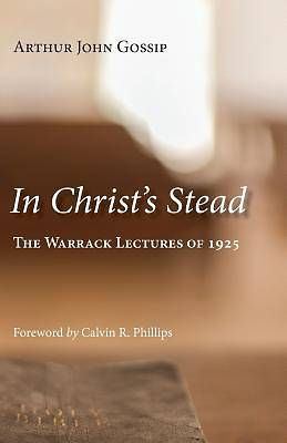 Picture of In Christ's Stead