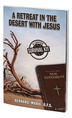 Picture of A Retreat in the Desert with Jesus