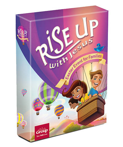Picture of Rise Up With Jesus Easter Kit