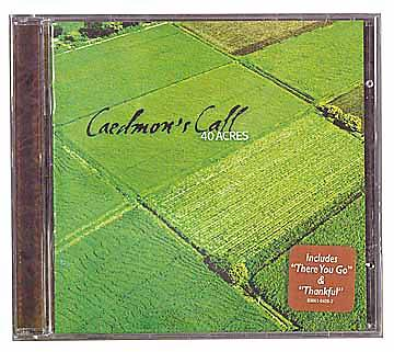 Caedmons Call 40 Acres CD