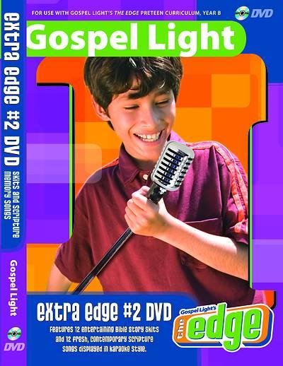Picture of Gospel Light Preteen Grade 5-6 Extra Edge DVD Year B
