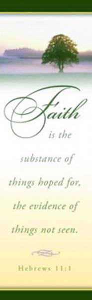 Faith Bookmark 25 Pack