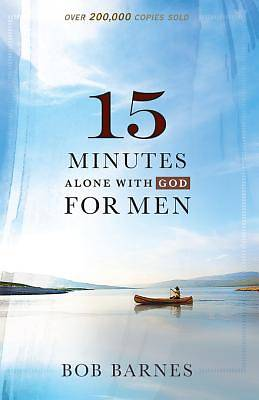 15 Minutes Alone with God for Men [ePub Ebook]