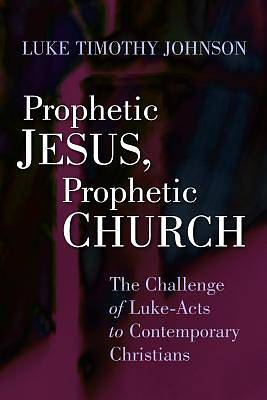 Picture of Prophetic Jesus, Prophetic Church