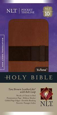 Pocket Thinline New Living Translation 10 Anniversary Edition