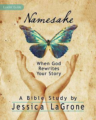 Namesake: Womens Bible Study Leader Guide - eBook [ePub]
