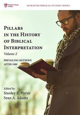 Picture of Pillars in the History of Biblical Interpretation, Volume 2