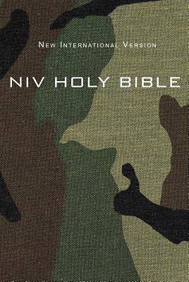 Picture of NIV Compact Bible - Green Camo Edition