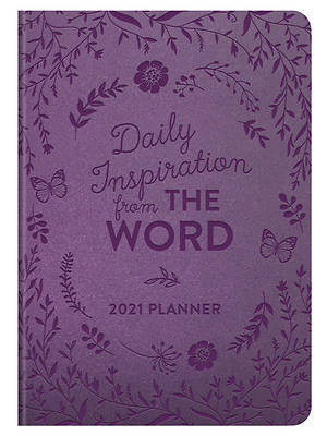 Picture of 2021 Planner Daily Inspiration from the Word