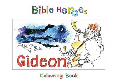 Gideon Colouring Book