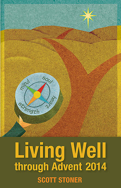 Picture of Living Well Through Advent 2014 (Pack of 20)