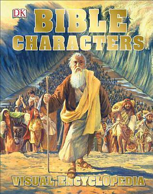 Picture of Bible Characters Visual Encyclopedia