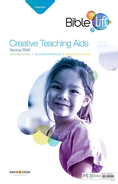 Bible-in-Life Preschool Creative Teaching Aids Spring