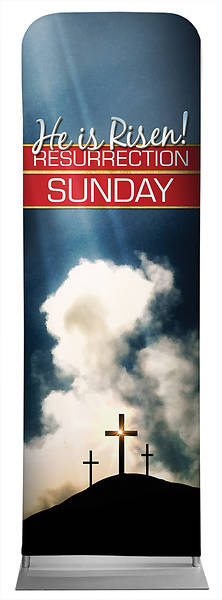 Picture of Resurrection Sunday Easter Sleeve Banner