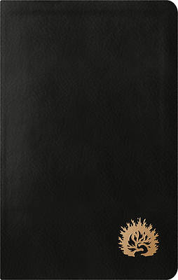 Picture of ESV Reformation Study Bible, Condensed Edition - Black, Premium Leather (Gift)