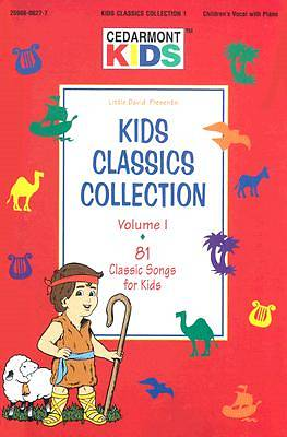 Picture of Kids Classics Songbooks