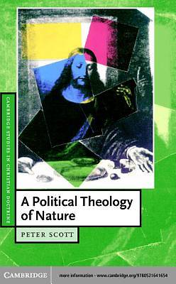 A Political Theology of Nature [Adobe Ebook]