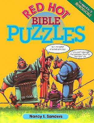 Red Hot Bible Puzzles