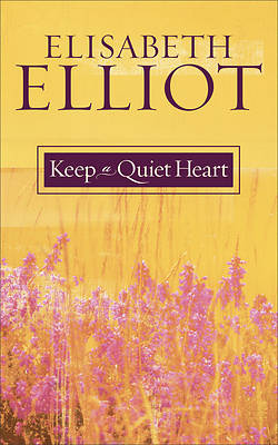 Picture of Keep a Quiet Heart