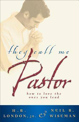 Picture of They Call Me Pastor