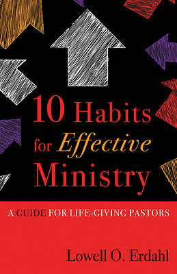 Picture of 10 Habits for Effective Ministry
