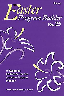 Easter Program Builder