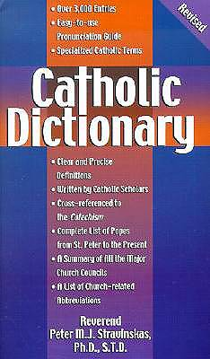 Picture of Catholic Dictionary