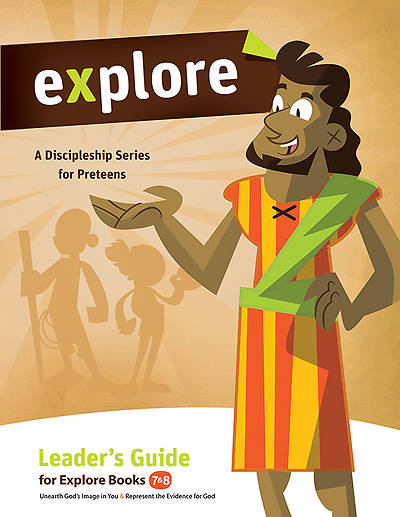 Explore Leaders Guide for Books 7 and 8