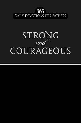 Picture of Strong & Courageous (Black)