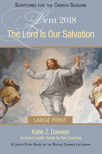 Picture of The Lord Is Our Salvation [Large Print]