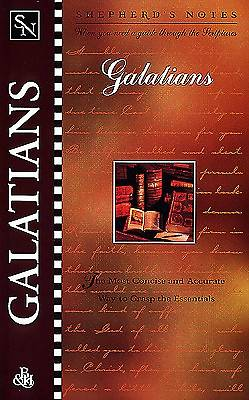 Shepherds Notes - Galatians