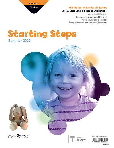 Bible-In-Life Toddler 2 Starting Steps Summer