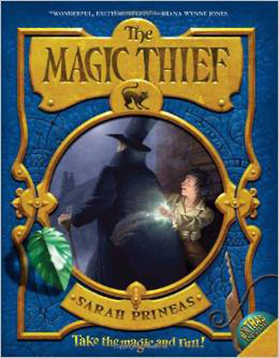 Picture of The Magic Thief, Book One