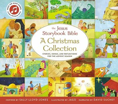 Picture of The Jesus Storybook Bible: A Christmas Collection