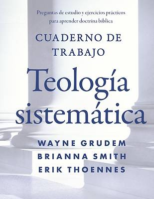 Picture of Cuaderno de Trabajo de la Teología Sistemática
