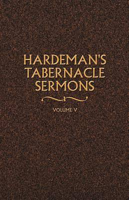 Picture of Hardeman's Tabernacle Sermons